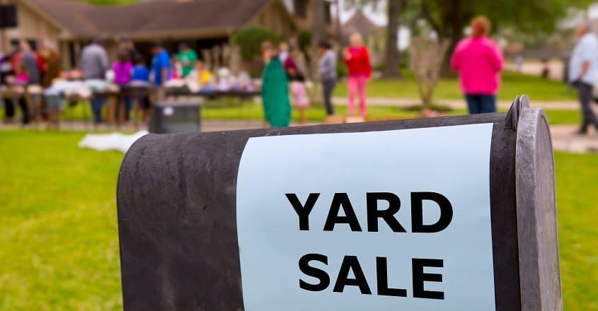 How to Have a Garage-Sale